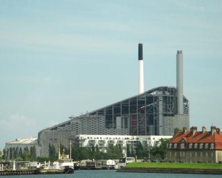 Müllverbrennungsanlage Amager Bakke