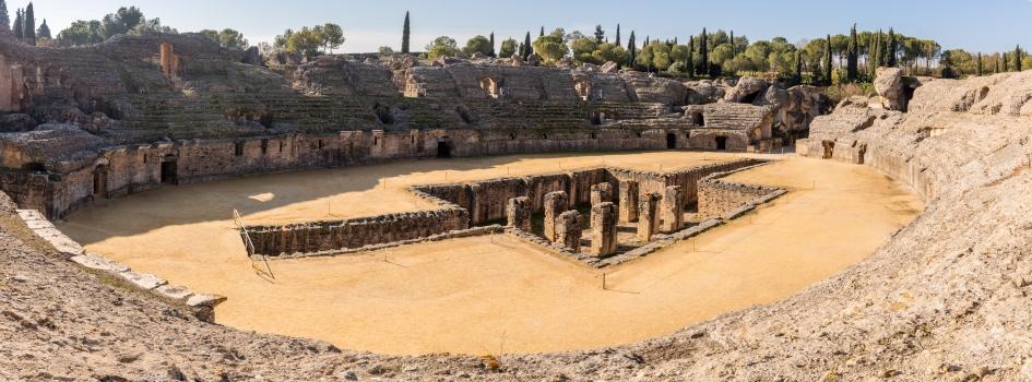 Amphithéâtre d'Italica