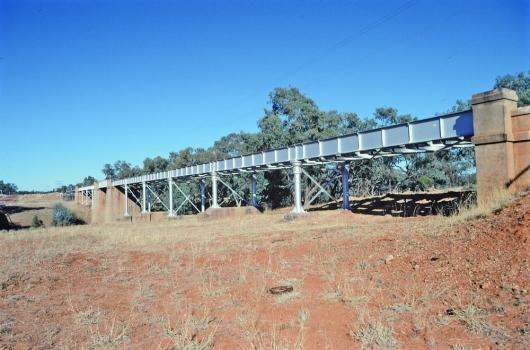 Angellala Rail Bridge