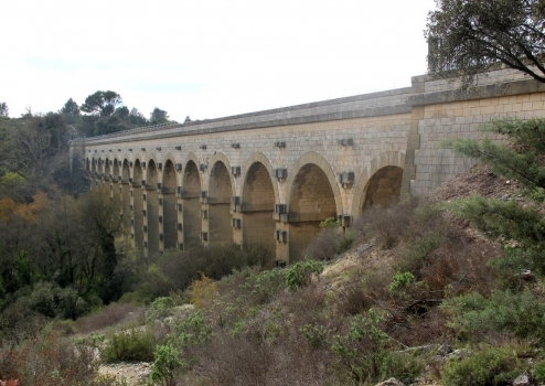 Touloubre Aqueduct