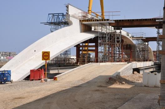 Hassan II-Brücke