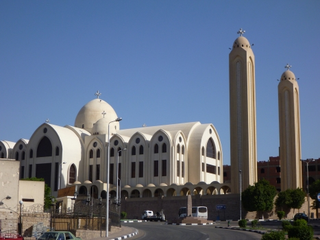 Kathedrale Sankt Michael von Assuan