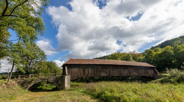 Unterregenbach Bridge