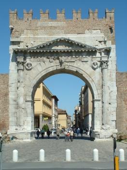 Arc d'Auguste de Rimini