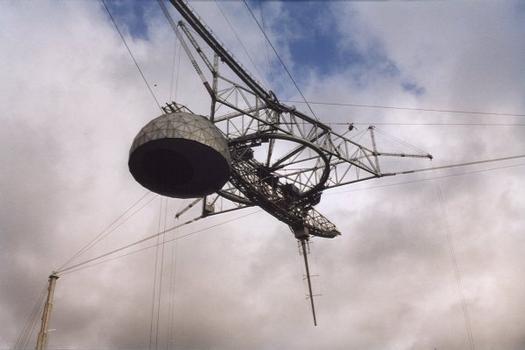 Arecibo Telescope, Puerto Rico