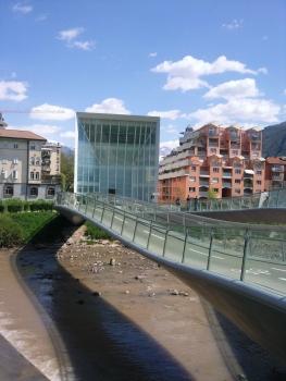 Museumsbrücke Bozen