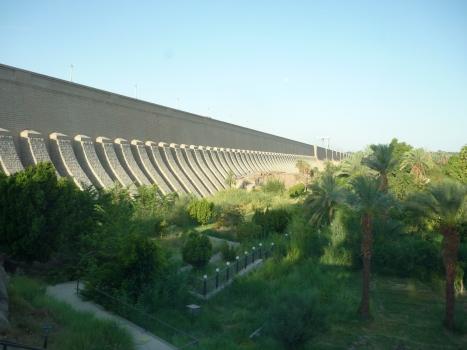 Barrage Bas d'Assouan