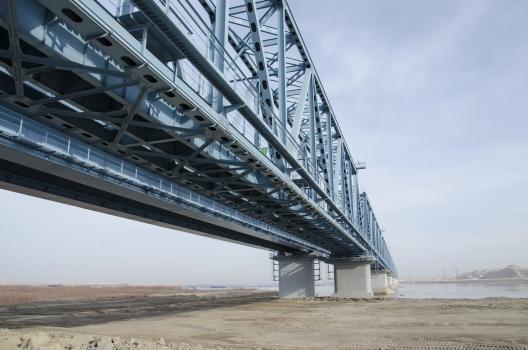 Atamyrat-Kerkichi Bridge