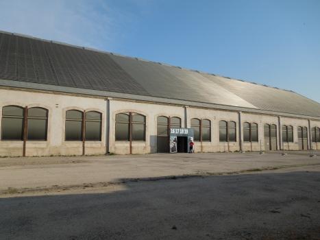 Grande Halle d'Arles