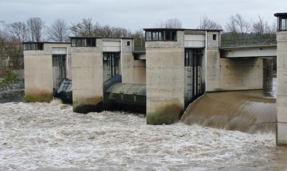 Barrage de Besigheim
