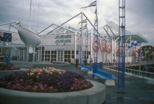 Expo 1986 (Vancouver) - Australia Pavillion