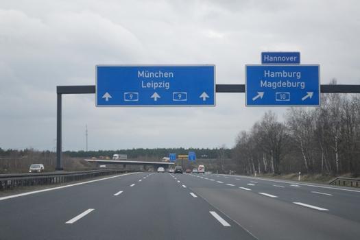 Potsdam Interchange