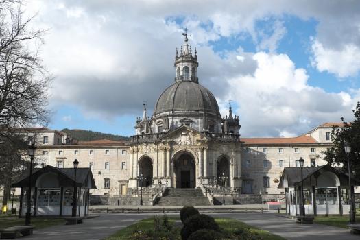 Sanctuaire-Basilique de Loyola