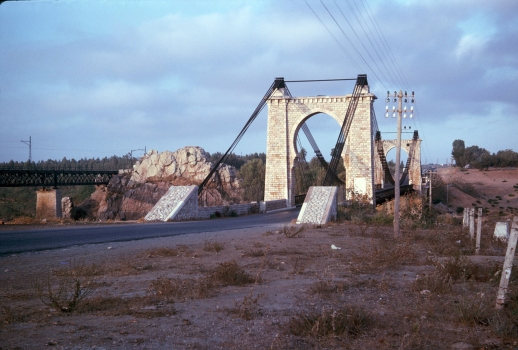 Oued Cherrat Bridge