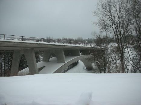 Fleißenbachtalbrücke Bad Brambach