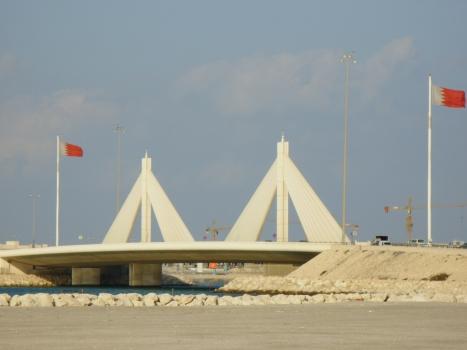 Deuxième pont de Manama-Muharraq