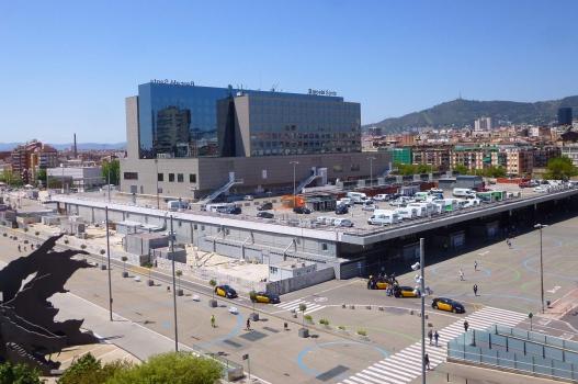 Bahnhof Barcelona-Sants