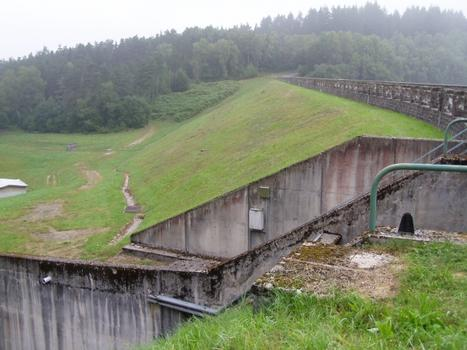 Barrage de Lavaud-Gelade