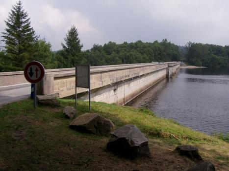 Barrage de Vassivière