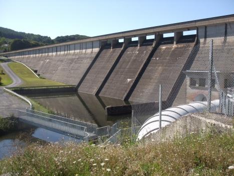Barrage de Villefranche-de-Panat