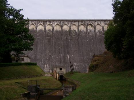 Barrage du Chartrain