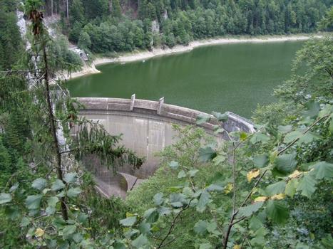 Barrage de Châtelot