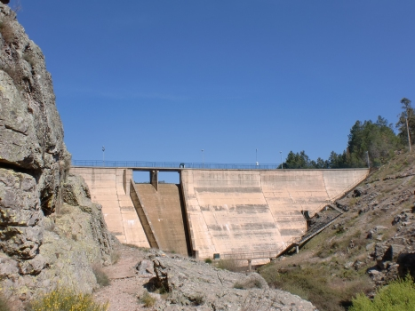 Barrage de Penha Garcia