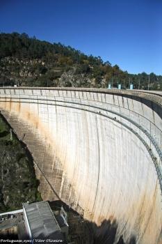 Cabril Dam