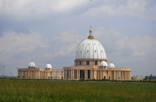 Basilika Notre-Dame-de-la-Paix de Yamoussoukro