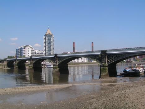 Battersea Railway Bridge