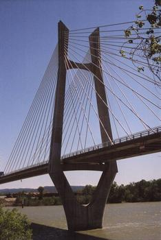 Tarascon-Beaucaire Bridge