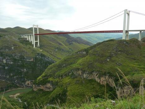Beipanjiang Suspension Bridge