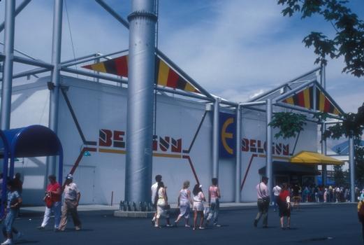 Expo 1986 (Vancouver) - Belgian Pavillion