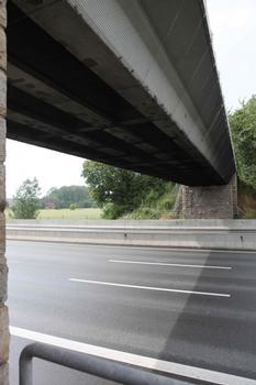 Überführung Weg Hesseler in Beckum, Nordrhein-Westfalen
