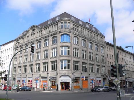 Geschäftshaus Oranienstraße 40