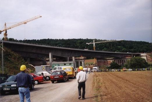 Mainbrücke Bettingen