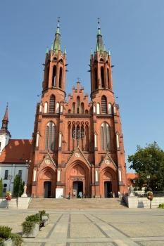 Kathedrale von Bialystok
