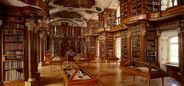 Bibliothèque de l'abbaye de Saint-Gall