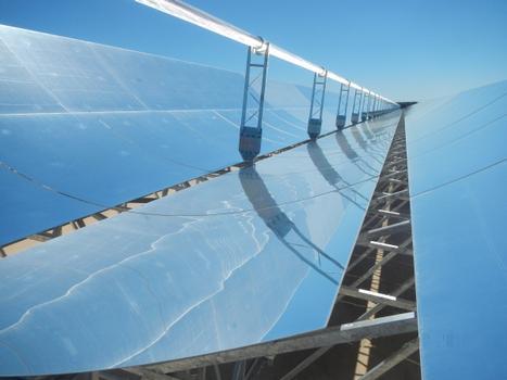 Druckentlastungsschlitze zur Reduzierung von Windlasten