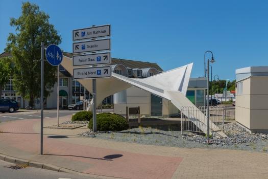 Buswartehalle Binz