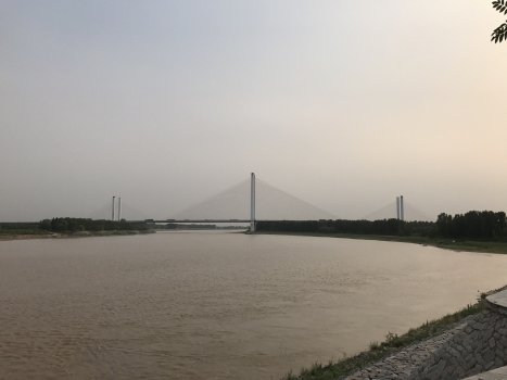 Binzhou Yellow River Binzhou Bridge