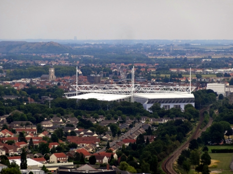 Bollaert-Delelis Stadium