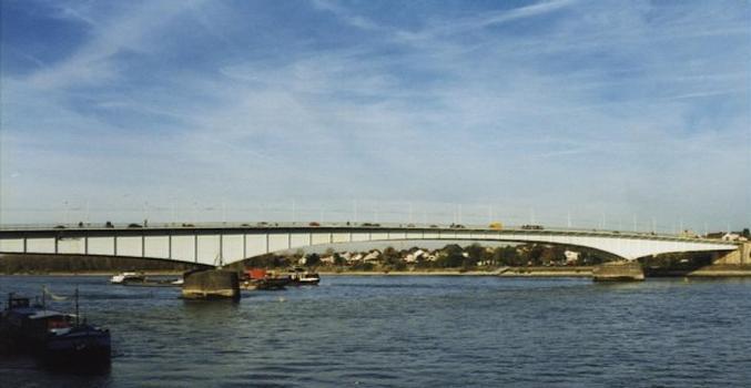 Kennedybrücke, Bonn