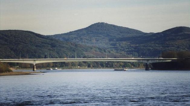 Konrad Adenauer Bridge, Bonn
