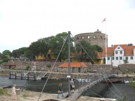 Fußgängerbrücke Christiansø