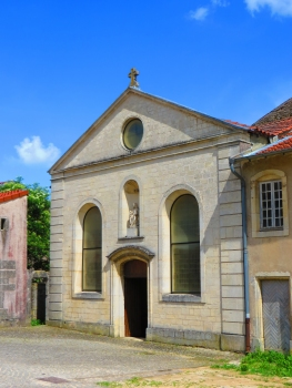 Chapelle Sainte-Agathe de Blanzey