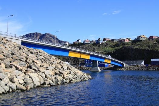 Sisimiut Bridge