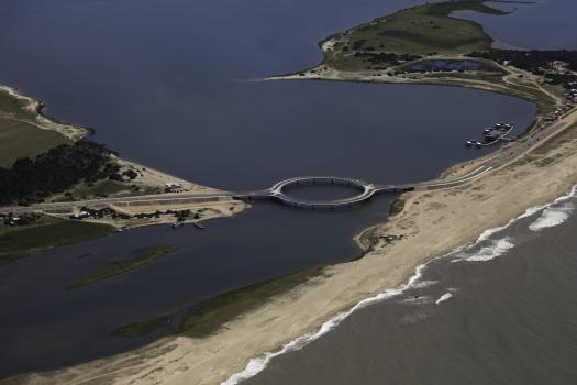 Pont de la lagune Garzón
