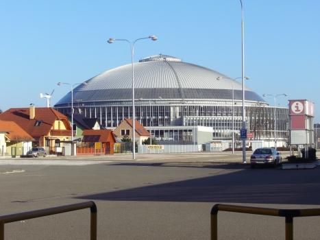 Brno Trade Fair Hall Z