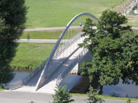 Svratka River Footbridge